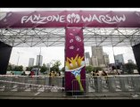 """""""Zone Euro"""" : à J-1, les Polonais commencent déjà la fête"""
