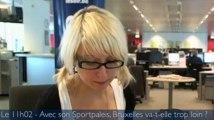 """Le 11h02 : avec son """"Sportpaleis"""", Bruxelles voit-elle trop gros ?"""