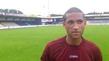 Foot (Coupe de Belgique): le RFC Huy battu 3-0 à Westerlo