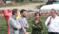 Malmedy: nos meilleurs pilotes Belges testent des tracteurs