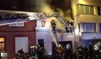 Mouscron: une dame de 79 ans échappe de justesse à l'incendie de sa maison