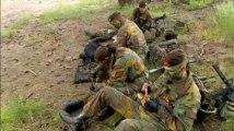 Les militaires belges en léger surpoids