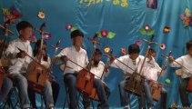 Route de la soie - Mongolie fête du Naadam musique danse et chant