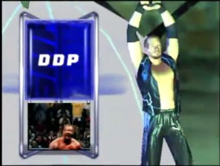 WWE Smackdown Here Comes the Pain Gameplay: DDP vs. Test