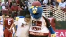 Basketball - Attention, ça glisse!