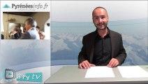 [H'Py Tv]Le Journal des Hautes-Pyrénées (27 août 2013)