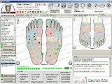 REFLEXOPRO logiciel de réflexologie VERSION COURTE présenté par Mireille MEUNIER et Michel DHELIN version détaillée 10 mn