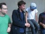 Interview de BRNS pour Marsatac - 29/09/12 Dock des Suds (Marseille)