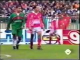 Belcourt - Le Grand Derby Algérois MCA 0 - 0 CRB (1er jour du Ramadhan - 2000)