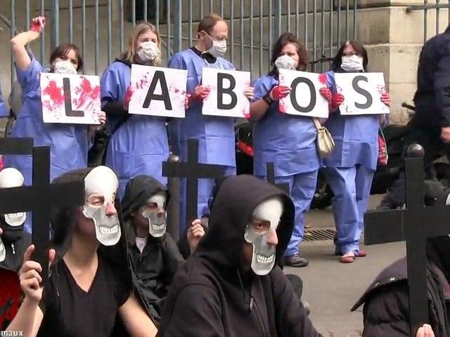 Rassemblement anti-vivisection (29.09.2012)