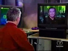 David Cassidy The Screen Savers 2002