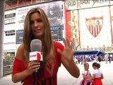 Danae Boronat 'Deportes Cuatroº' 29/09/12