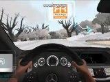 Test Drive Unlimited Winter Mod  drive mercedes E63 amg