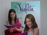Violetta - Lodovica Comello risponde alle domande dei Fan