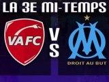 Valenciennes 4-1 OM : la 3e mi-temps en replay