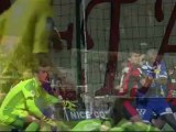 But Anthony MODESTE (71ème) - OGC Nice - SC Bastia (2-2) - saison 2012/2013