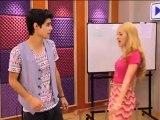 Violetta - Ludmilla e Tomas cantano Ahi Estare (Episodio 18)
