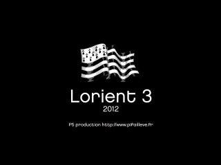 Lorient 3 2012