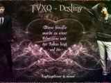 TVXQ (Yunho & Changmin) - Destiny k-pop [german sub]