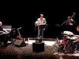 """Enregistrement public du """"Roads Quartet"""" d'Antoine Bernollin (extrait 1)"""