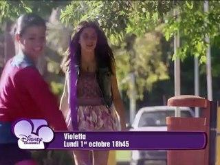 Violetta - Premières minutes