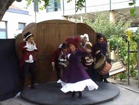 Le Grand tour des Ïyelos Festival Dehors ! 2012