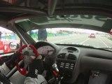 Jonathan Pailler Rallycross Dreux 2012 Super Pole