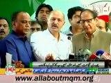 Delegation of Pakistan Muslim League (Q) Headed by Chaudhry Shujaat Hussain visits Nine Zero
