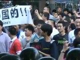 Empresas japonesas cierran en China por las protestas
