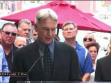 Mark Harmon Honored on The Walk of Fame - Ceremony - Oct. 1st