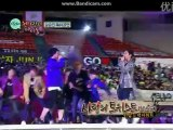 121001 Idol Wrestling Show MBC Chuseok Special ( Teen Top and 100% performance)
