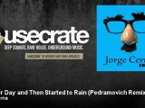 Jorge Cerna - Summer Day and Then Started to Rain - Pedramovich Remix - HouseCrate