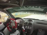 Jonathan Pailler Rallycross Dreux 2012 1ere manche