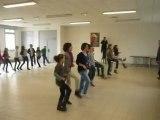 """La France danse le """"French Cancan""""  2012"""