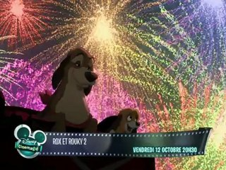 Disney Cinemagic - Rox et Rouky 2 - Vendredi 12 octobre à 20h30