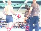Interclub Muay Thaï Boxingclub Bagnolet du 30 septembre 2012 Romain r3