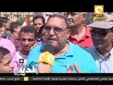 بلدنا بالمصري: احتفالات ميدان التحرير بذكرى نصر أكتوبر