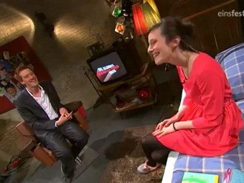 Danja Atari bei der Die allerbeste Sebastian Winkler Show