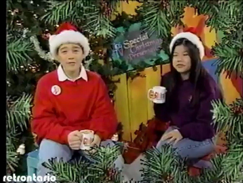 Global Kids TV Christmas 1996