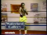 Waterbed Gallery Thomas Hearns Detroit 1984
