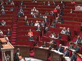 Mon discours sur le Pacte budgétaire européen (02/10/2012, Assemblée nationale)