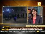 ثلاث قتلى وعشرات الجرحي في مظاهرات الإسماعيلية