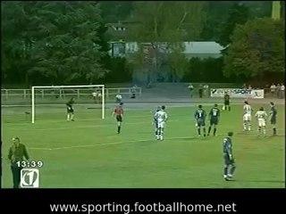 Bastia - 0 Sporting - 2 de 2003/2004 Particular