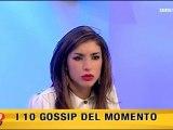 01/10/12 Vero TV - Marghe conduce il programma Chiacchiere I 10 gossip del momento 2
