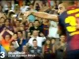 """TV3 - Diumenge, a les 18.40 a TV3 - """"Hat trick Especial; Barça-Madrid"""""""