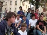 MJC DE RODEZ: compétition de skate et BMX ,organisée par le collectif sports urbain et la MJC de Rodez