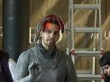 David Blaine previews electrifying new stunt
