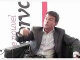 Droite-gauche, banlieue, finances ... ce que disait le candidat Valls à la primaire