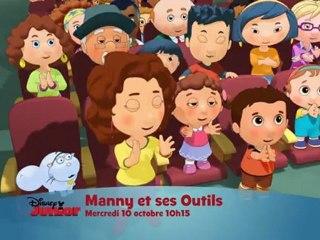 Disney Junior - Manny et ses Outils : Manny et les 7 outils - La bande-annonce