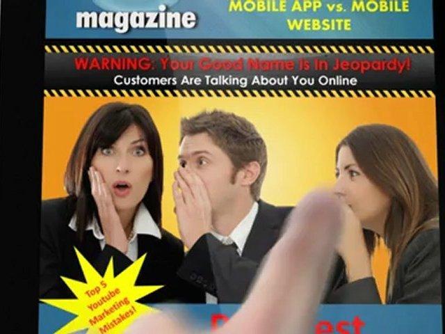 Small Business Marketing Magazine